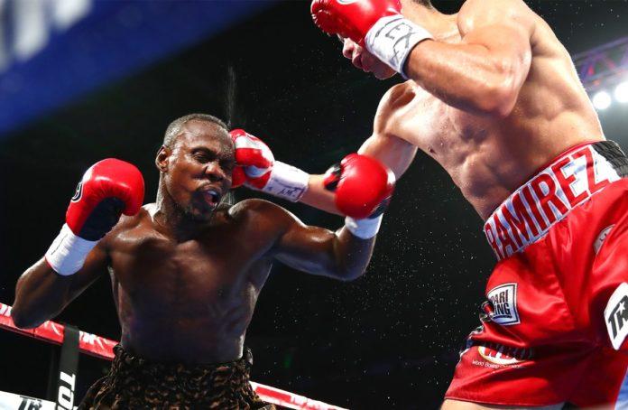Ghana's Habib Ahmed demolished in WBO Championship