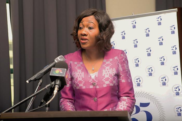 IEA boss, Jean Mensa nominated new EC Chair