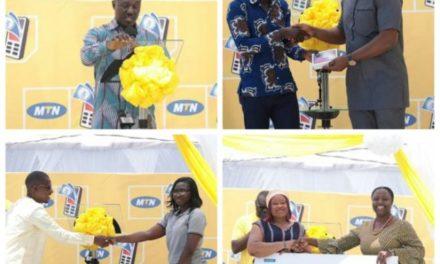 MTN rewards 250 mobile money promo winners