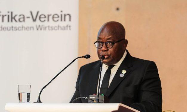 """Siemens to establish presence in Ghana soon"" – President Akufo-Addo"