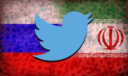 Twitter's 'Russia-Iran' troll tweet trove made public