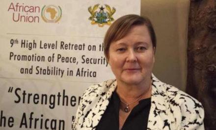Finland Ambassador underscores women's role in brokering peace