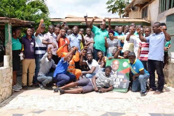 I will reward you ex-gratia – Kojo Bonsu promises NDC executives