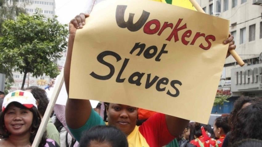 'Middle Eastern employers must stop abusing women': Ghana lawyer