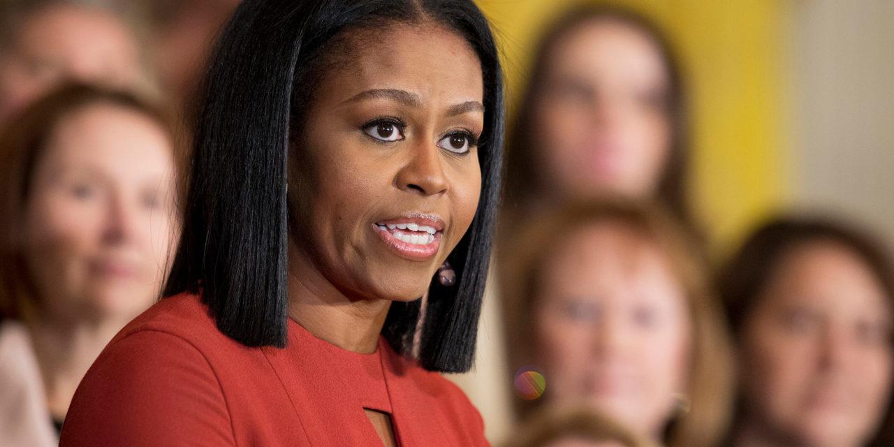 Michelle Obama Attacks Donald Trump In New Book