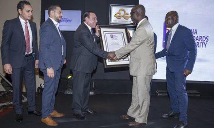 Ghana certifies first gold bars