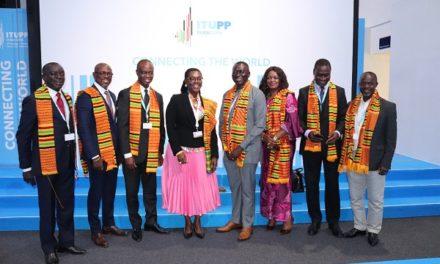 Ghana wins re-election bid for ITU Council seat