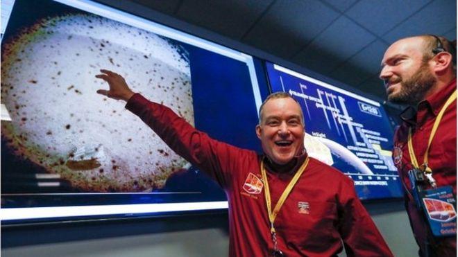 Nasa lands InSight Robot on Mars