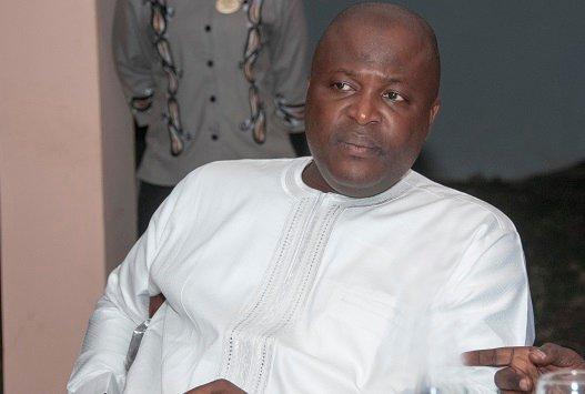 Ibrahim Mahama sued over unpaid ¢189m UT bank loan