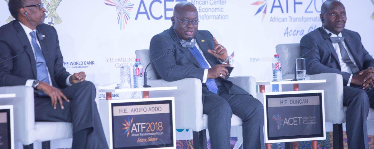 Govt's focus is to facilitate private sector growth — Prez Akufo-Addo