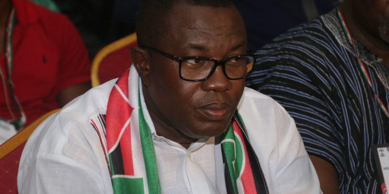 Ofosu-Ampofo chairs NDC – Asiedu Nketia still Gen. Secretary