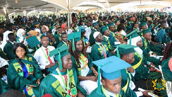 Akufo-Addo creates 2 new Universities