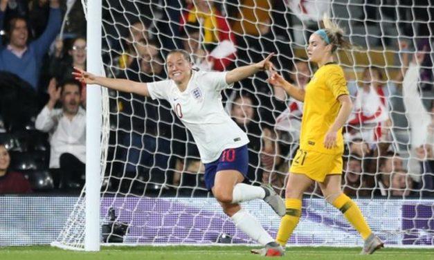 Women's Euro 2021: England named hosts of European Championship