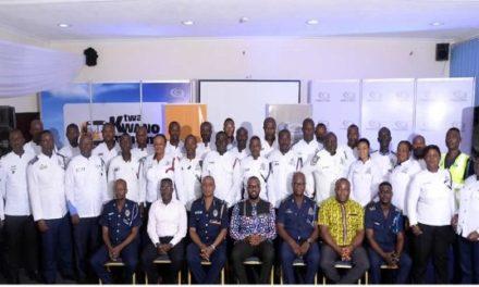 Guinness Ghana holds training for Ghana Police