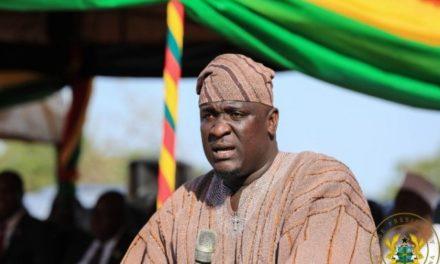 Let's leave 2016 politics behind and unite for dev't – Karbo tells Lawra