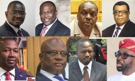 """8 NDC flagbearer aspirants boycott filing process over """"unreasonable"""" fees 8 NDC flagbearer aspirants boycott filing process over """"unreasonable"""" fees"""