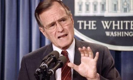 George Bush Senior dies at 94